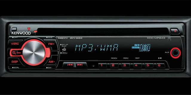 hệ thống radio suzuki truck
