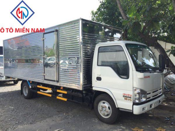 nk490sl thùng kín