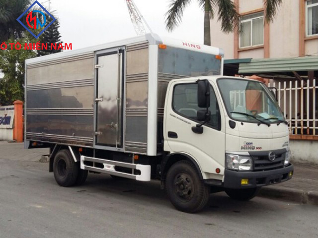 xzu352l thùng kín