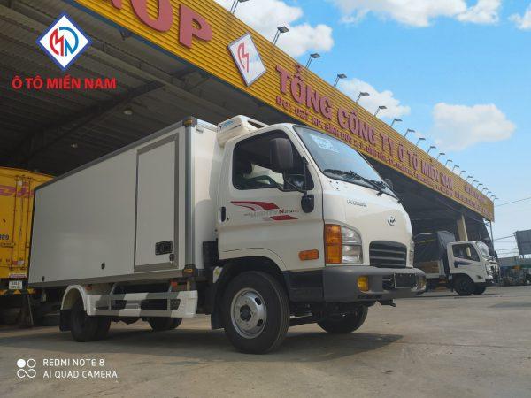 Xe tải Hyundai 2.2 Tấn Đông Lạnh