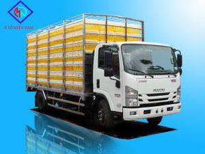 xe chở gia cầmIsuzu - NPR85KE4 3.5 tấn