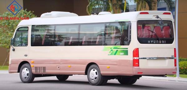 Xe khách Hyundai 29 Chỗ