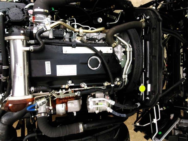 Động cơ Xe tải Isuzu Vĩnh Phát FTR160 6.5 tấn