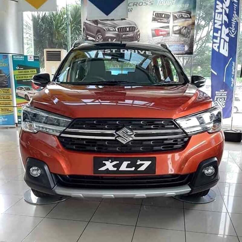 Những lý do giúp Xe Suzuki XL7 được các gia đình Việt yêu thích