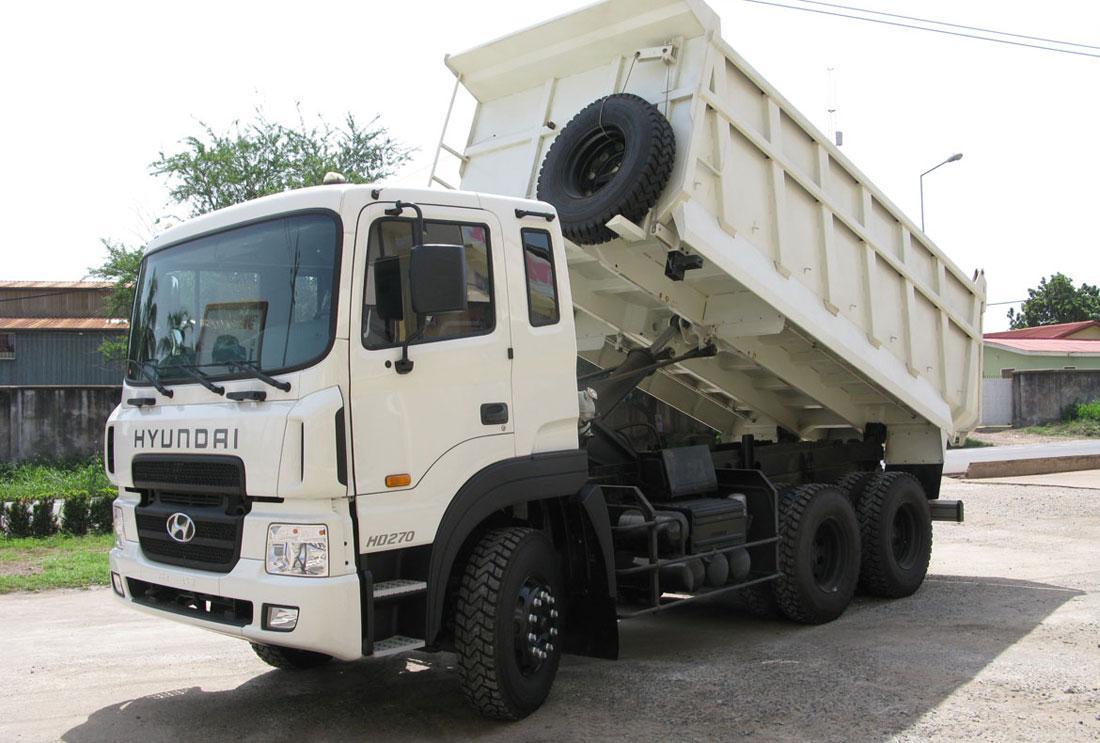 Dịch vụ đóng thùng xe tải