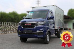 Đánh Giá Chất Lượng Của Chiếc Xe Tải Nhẹ SRM 930 Tải 930kg